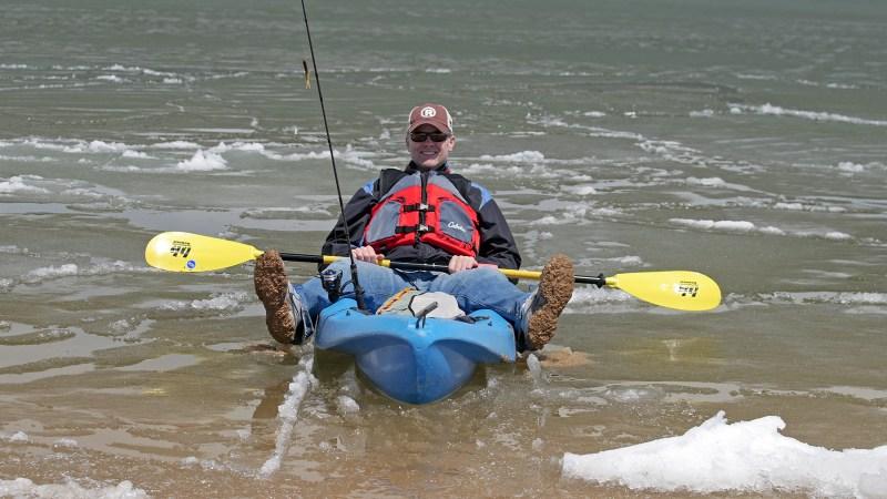 kayak slush