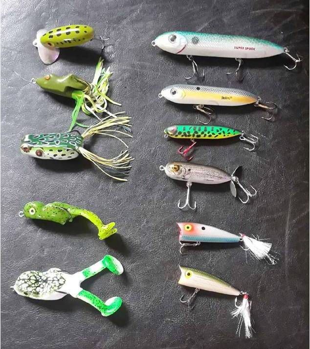 lures 1