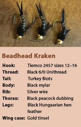Beadhead Kraken