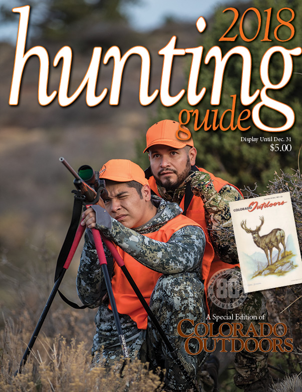2017 Hunting Guide Cover