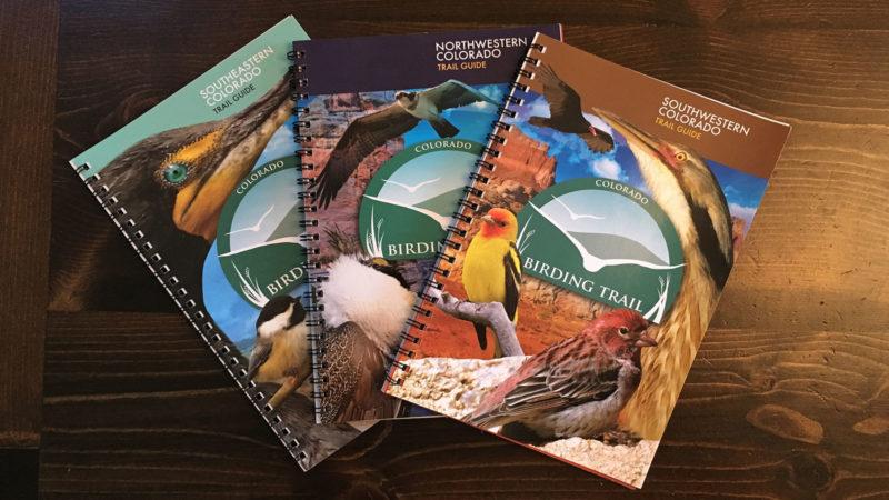 Colorado Birding Trail Guides
