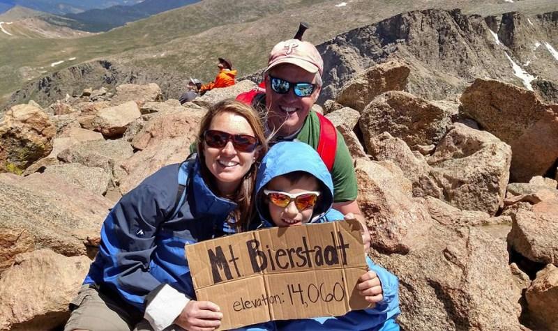 Mt. Bierstadt Summit