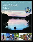 Colorado Fishing Brochure Cover