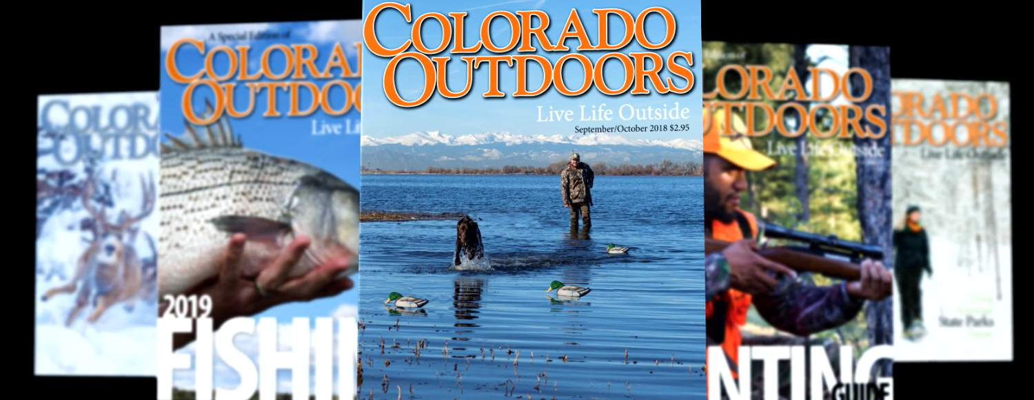 Colorado Outdoors Magazines