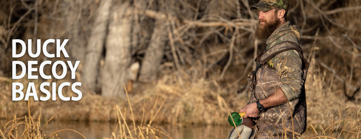 Duck Decoy Basics