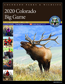 2020 Colorado Big Game Brochure