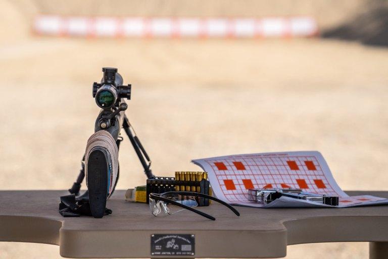 Cameo Shooting Range