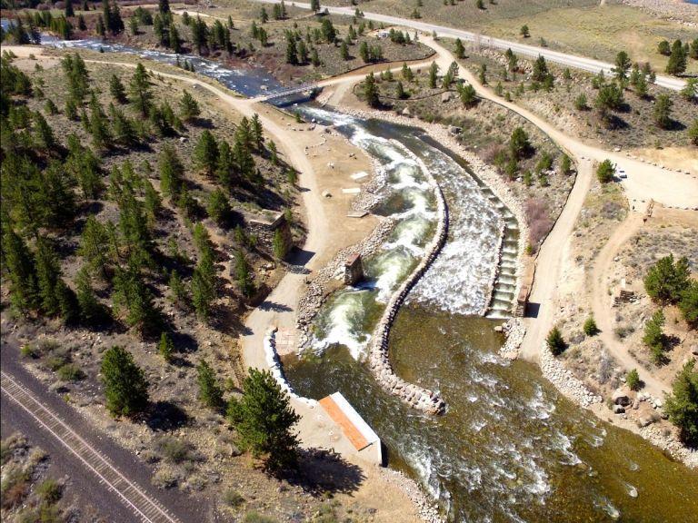 AHRA river project