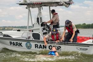 Simulated rescue