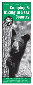 Camping & Hiking in Bear Country Brochure