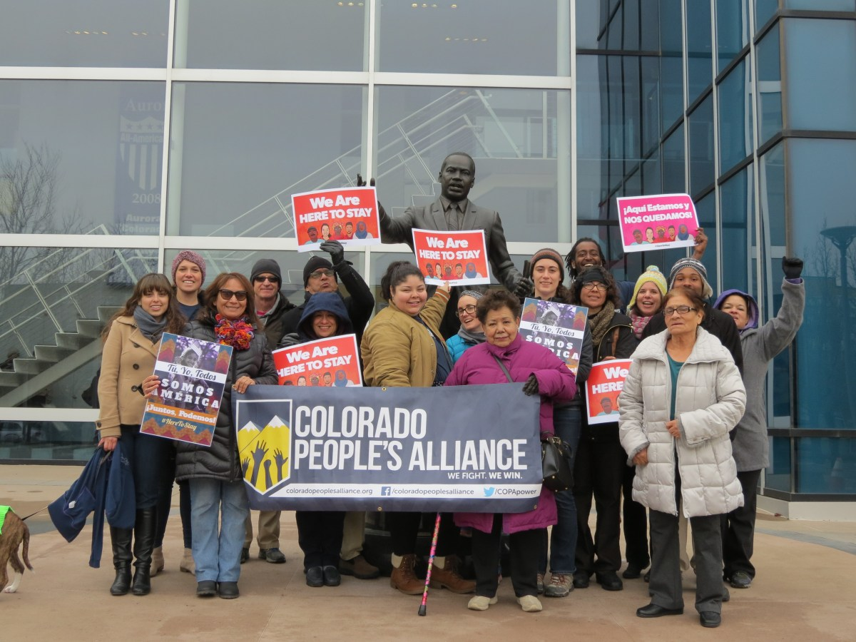 Mission, History and Partners – Colorado People's Alliance