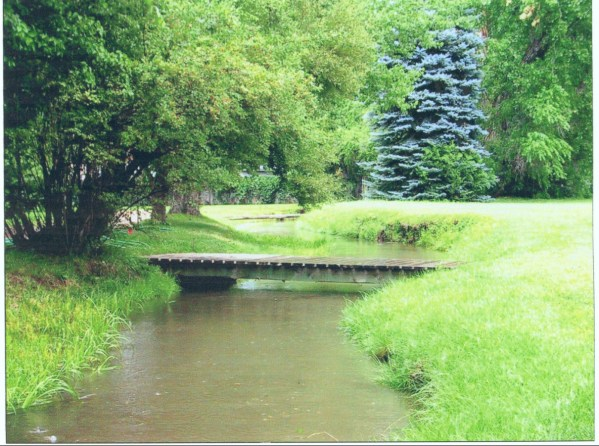 The City Ditch
