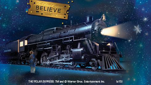 polar express # 33