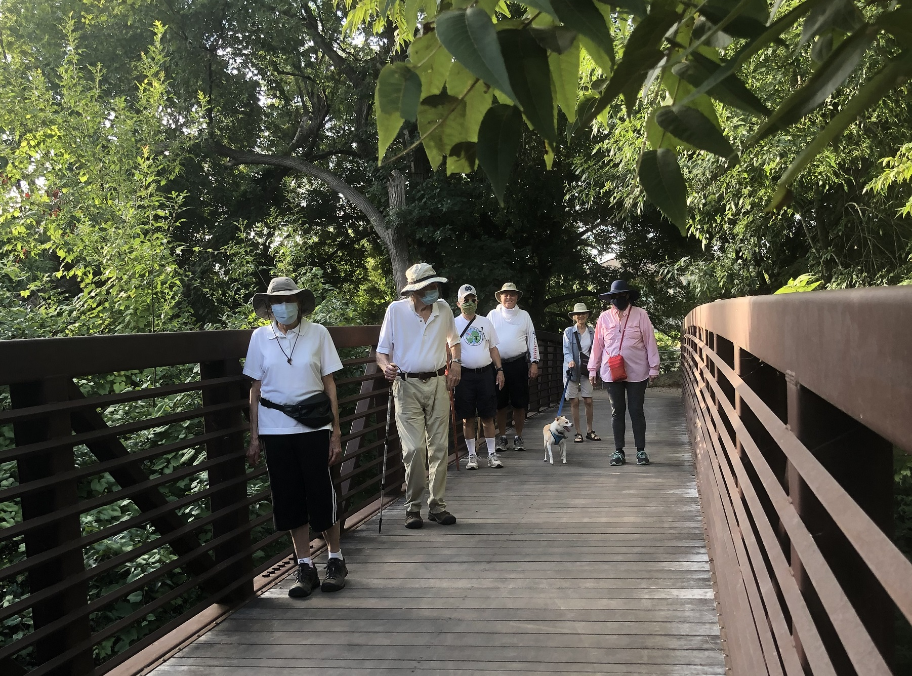 Photos from Old Settlers Park walk in Round Rock