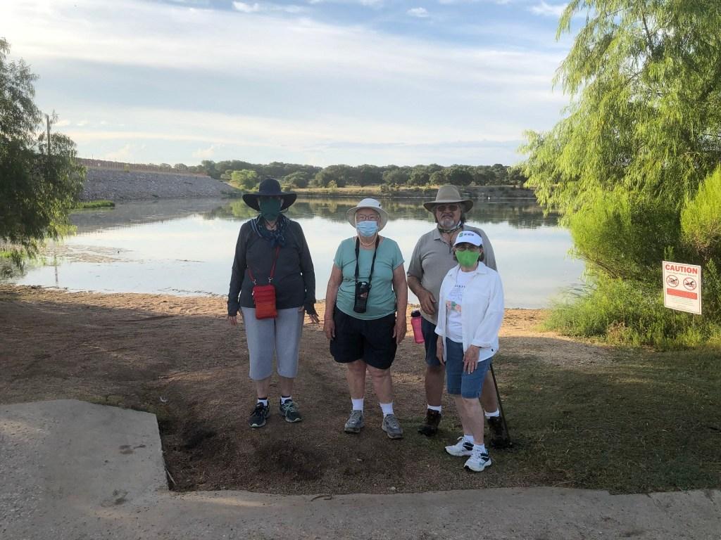 Brushy Creek Lake, group 1