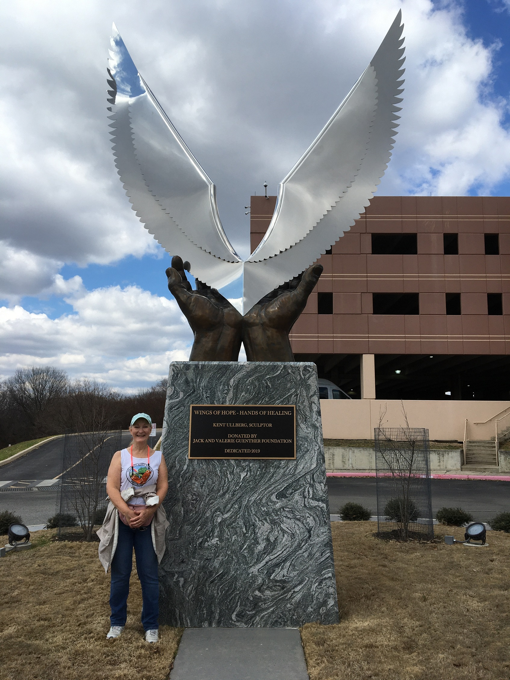 Photos From Southwest Medical Center Walk on Mar 6th