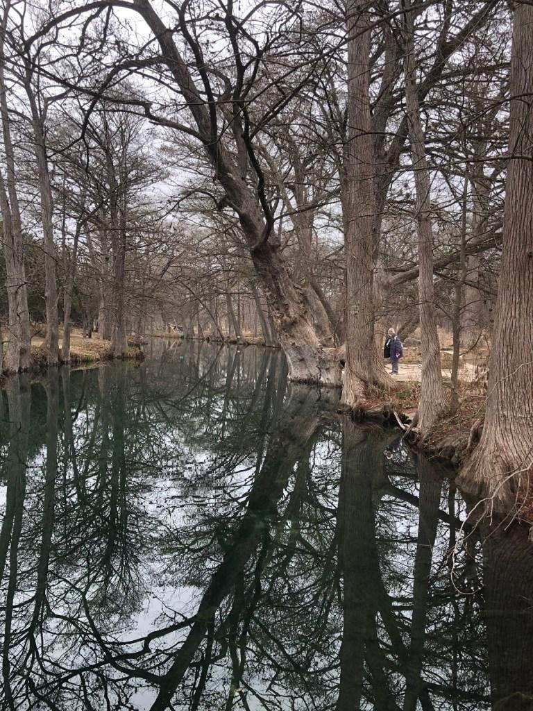 Rozy at Blue Hole Regional Park