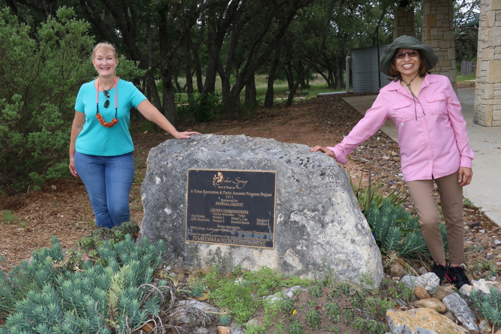 Pictures from Joshua Springs Walk on May 8th