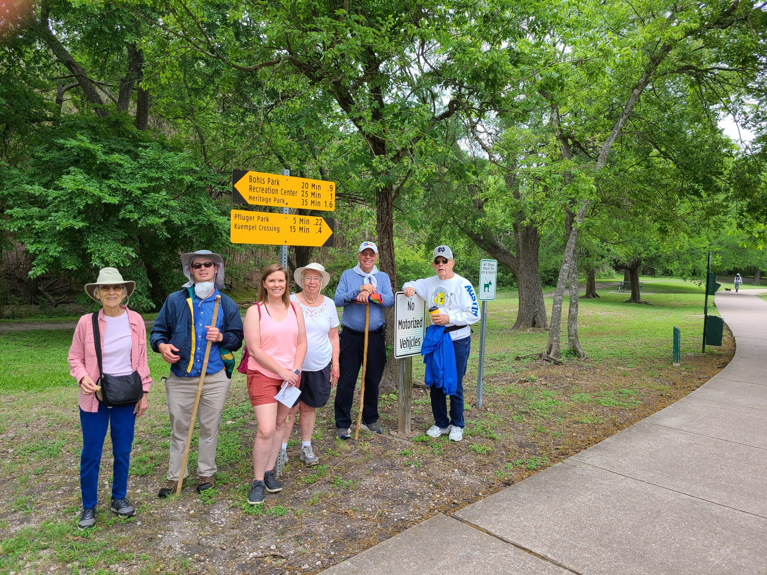 Photos From Pflugerville Walk on May 15th