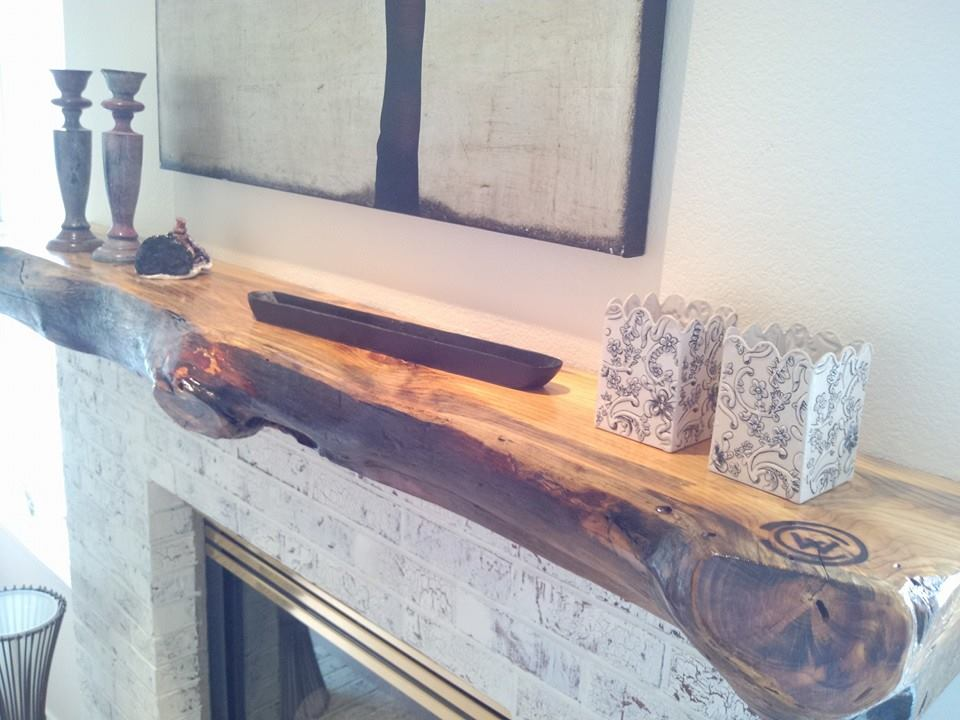 The Clean Cut Fireplace Mantels Colorado Springs Sawmill