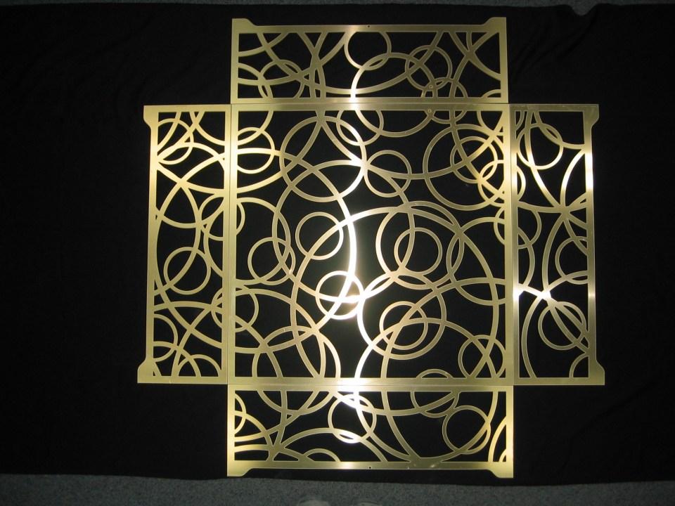 Brass Gate