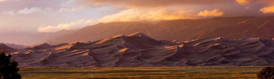 Great Sand Dunes National Park is certainly a Colorado Wonderland