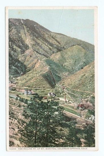 Mount Manitou Scenic Incline Route