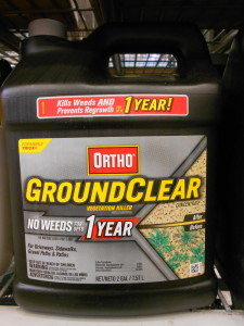 Ortho Ground Clear