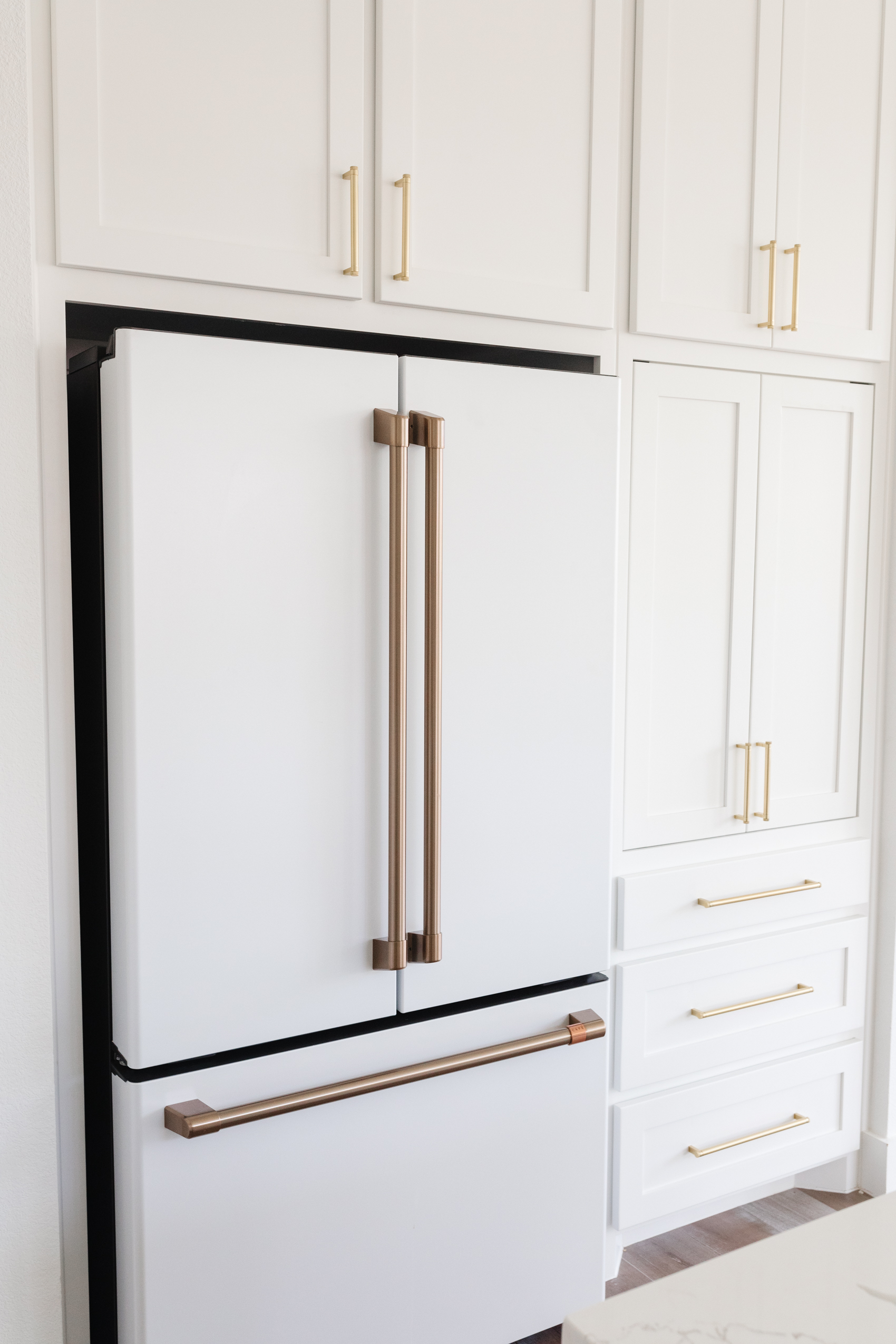 luxury ge cafe appliances refrigerator