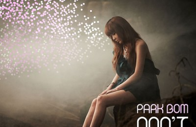 Park Bom (박봄) – Don't Cry