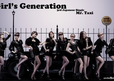 Girls' Generation (少女时代) – Mr. Taxi (OT8 Ver.)