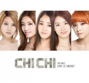 CHI CHI (치치) – Love Is Energy
