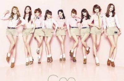 Girls' Generation (少女时代)  – Gee (Japanese Ver.)
