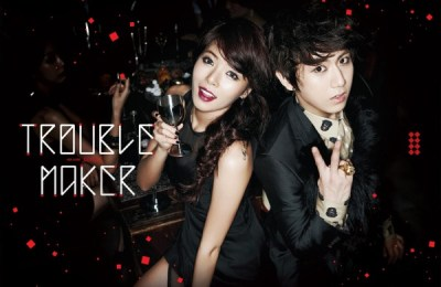 Trouble Maker Hyuna – Time (feat. Rado) (CC Lyrics)