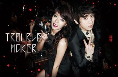 Trouble Maker – Trouble Maker (CC Lyrics)