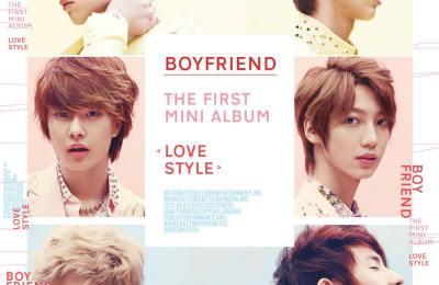 Boyfriend (보이프렌드) – Love Style (러브스타일)