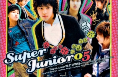 Super Junior – TWINS (Knock Out)
