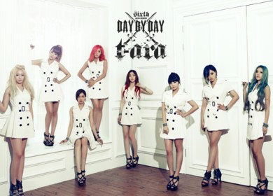 T-ARA – Holiday
