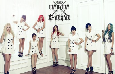 T-ARA – DAY BY DAY