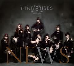 Nine Muses (나인뮤지스) – News (뉴스)