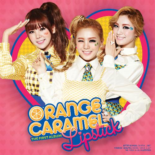 Image result for orange caramel lipstick lyrics