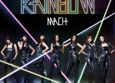 Rainbow – Mach (Japanese Version)