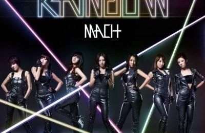 Rainbow – Mach (Japanese Version)