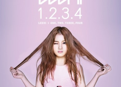 Lee Hi (이하이) – 1,2,3,4 (원,투,쓰리,포)
