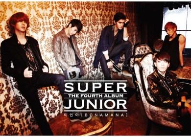 SUPER JUNIOR (슈퍼주니어) – Boom Boom (나쁜 여자)