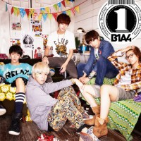 B1a4 1st japanese album