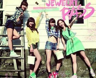 Jewelry (쥬얼리) – Pass (Color coded lyrics)