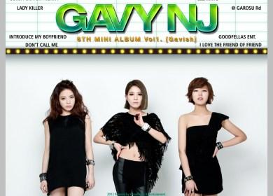 Gavy NJ – Lady Killer