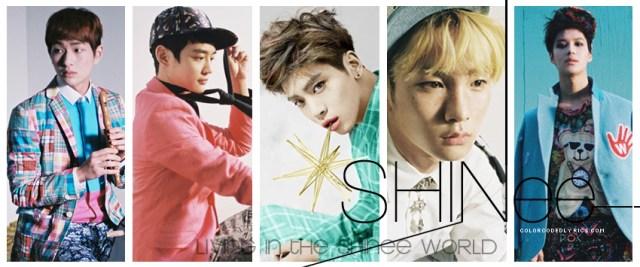 Shinee Songs