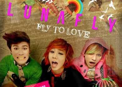 LUNAFLY – Fly To Love